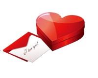 バレンタインのイラスト素材で無料なのは?かわいいものは?