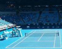 全豪オープンテニス2017のドローと錦織圭の日程及び放送予定