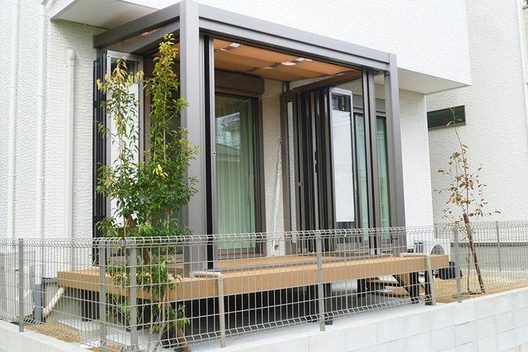 おすすめテラス屋根・ガーデンルーム特集
