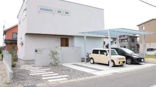 愛知県岡崎市の新築外構