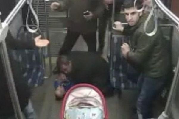 Новогоднее спасение малыша в Турции.