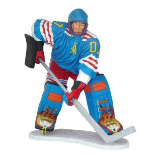 Ice Hockey Player-Lifesize-Sport-Model