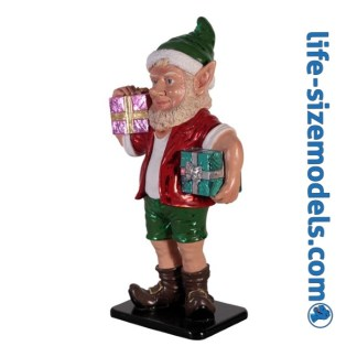 Elf 3ft Figure Christmas Model