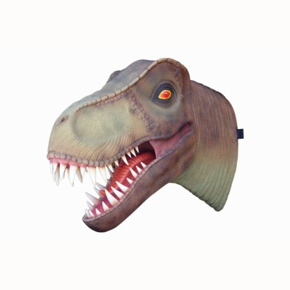 Realistic Models Sculpture Life Sized Model Life Size Replica statue cars Replica Models Dinosaurs life size figurines Albashed Alba shed T Rex Head 2400-alba-shed-dinosaurs-direct-lifesize-models-wales