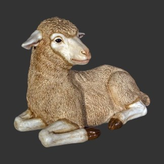 Merino Lamb Life Size Farmyard Model