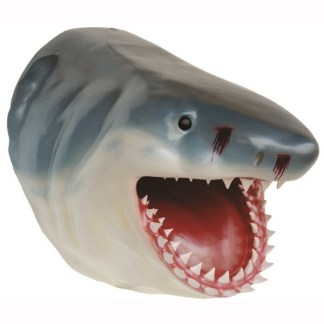 Shark Head Jumbo Life Size 3D Realistic Wall Decor