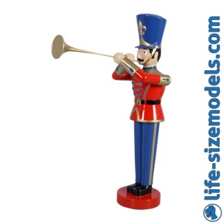 Toy Soldier 4ft Figure