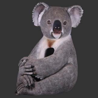 Cuddle The Koala Giant 3D Realistic Wild Animal Model