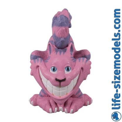 Cheshire Cat 3D Alice in Wonderland Figure