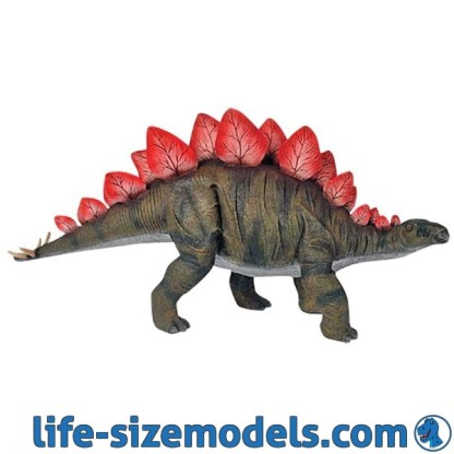 Definitive Stegosaurus Statue
