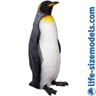 King Penguin Figure