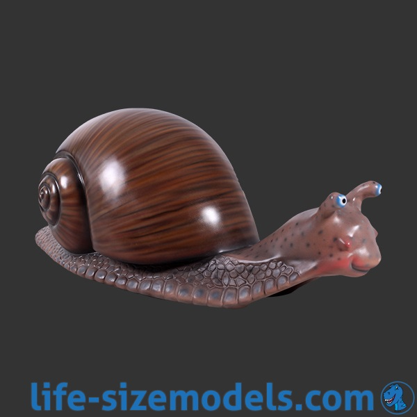 Giant Garden Snail , Lifesize  Models , Props , Art Trails , Events ,  Attractions