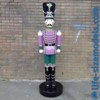 Toy Soldier 6.5ft Figure 3D Realistic Lifesize Model