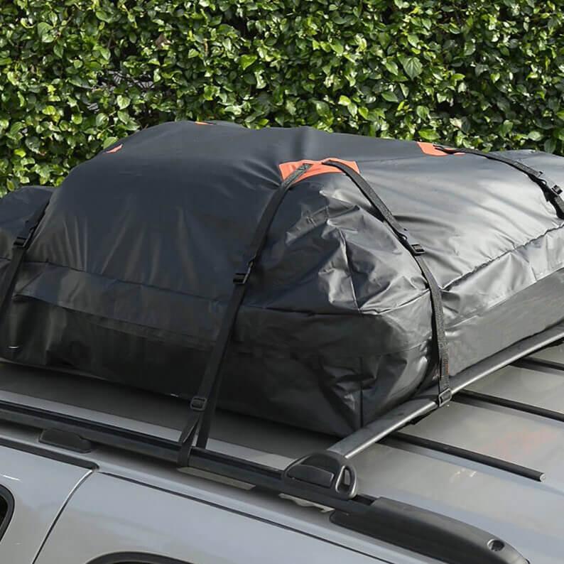 Waterproof Cargo Carrier Bag Roof Top Soft Car Ro
