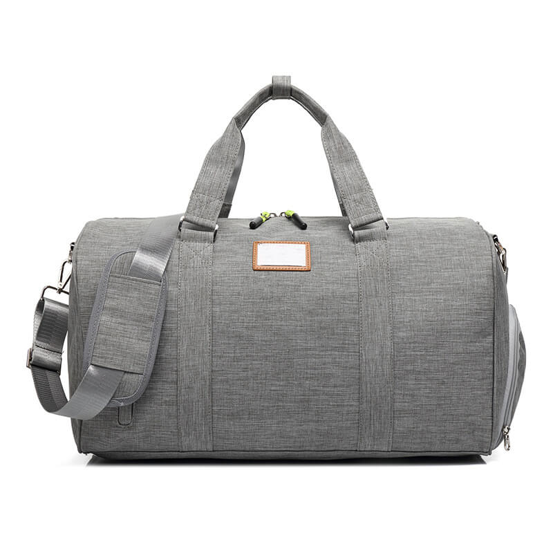 b323c56f9a Large Capacity Men Washed Canvas Weekender Bag Duffle Bag Canvas ...