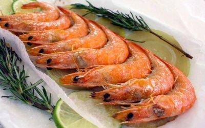 鮮蝦料理 10 分鐘上菜 – 洋蔥烤白蝦!