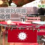 外食-餐廳用餐-注意事項-防疫