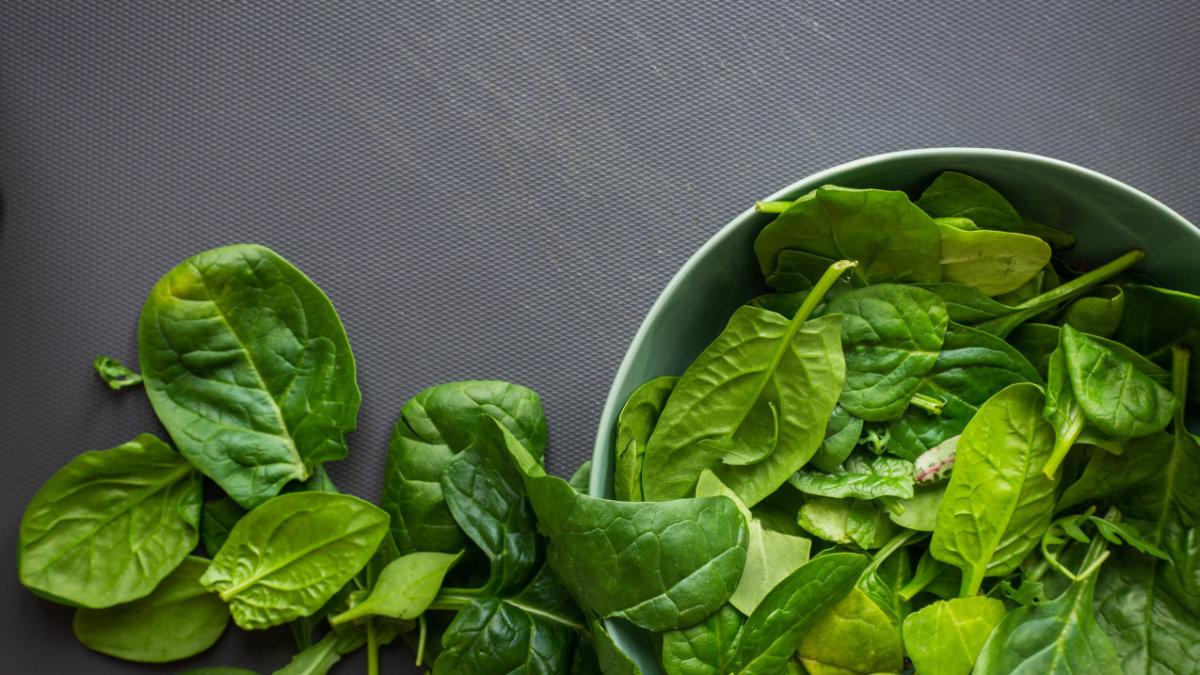 葉酸-菠菜
