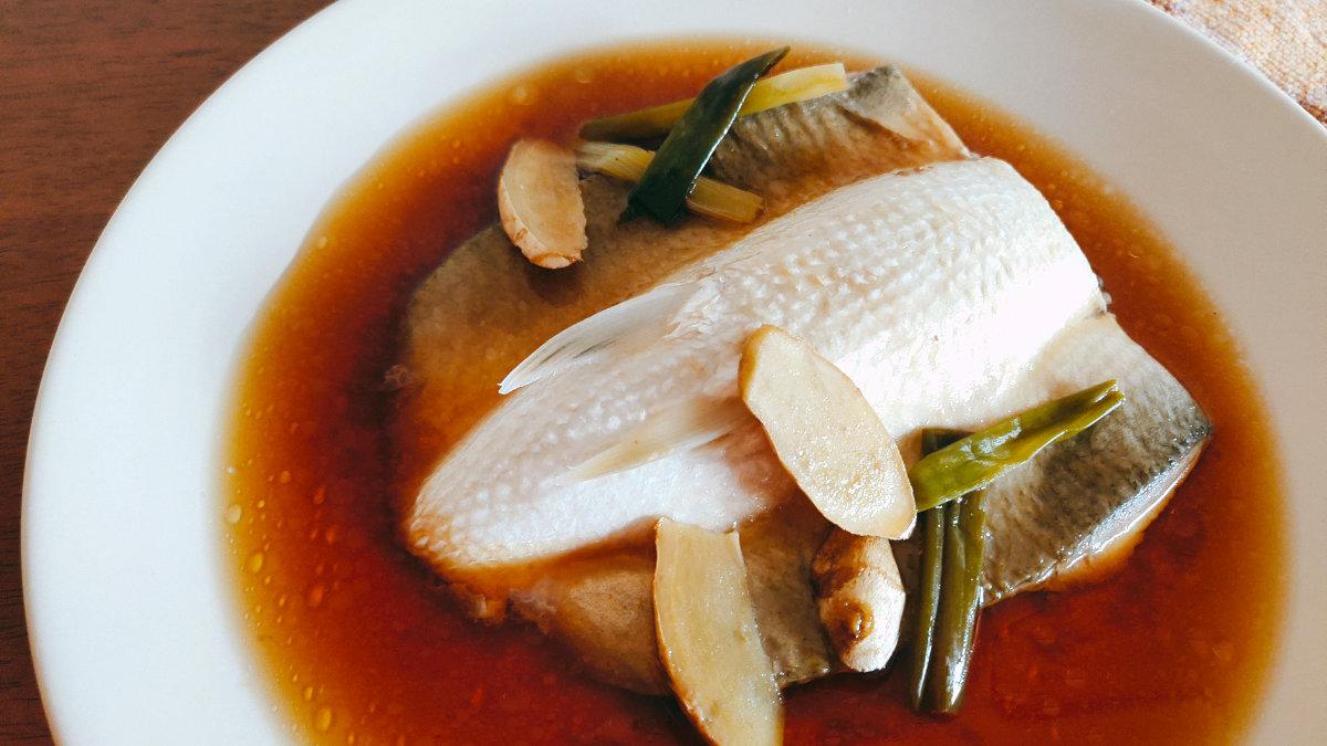 虱目魚肚料理-港式蒸魚醬
