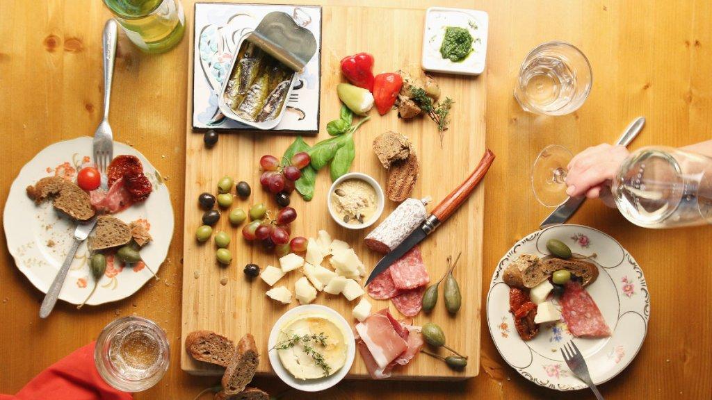 tapas-拼盤-西班牙料理