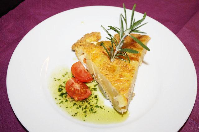 tapas-馬鈴薯蛋餅-西班牙料理