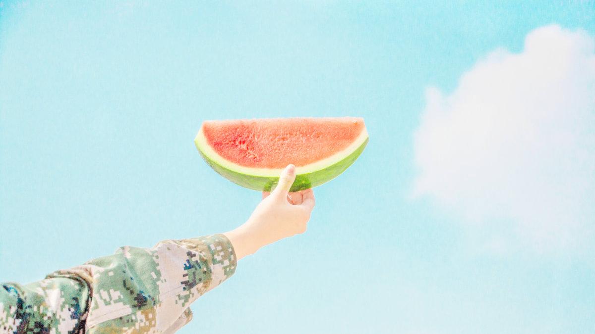 食物中毒-夏天-炎熱