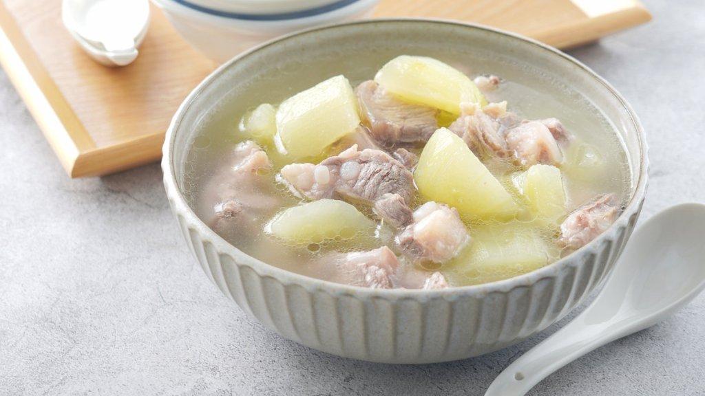 黃瓜排骨湯-大黃瓜料理-豬軟骨-main