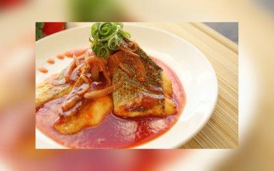 石斑魚料理 糖醋龍膽石斑魚片