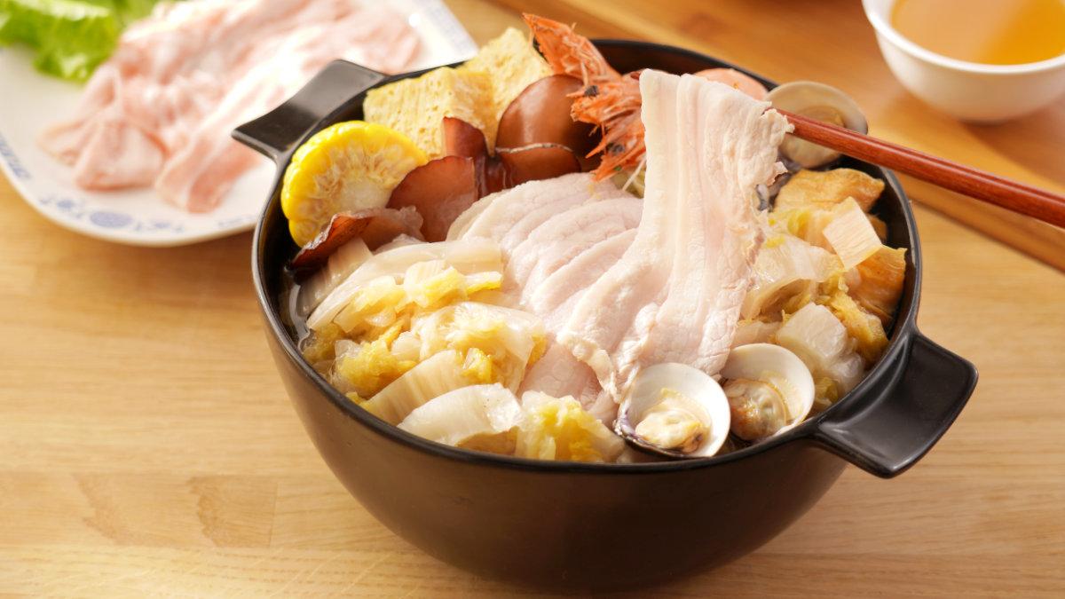 鍋底系列-酸菜白肉鍋