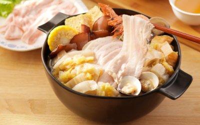 鍋底系列 酸菜白肉鍋