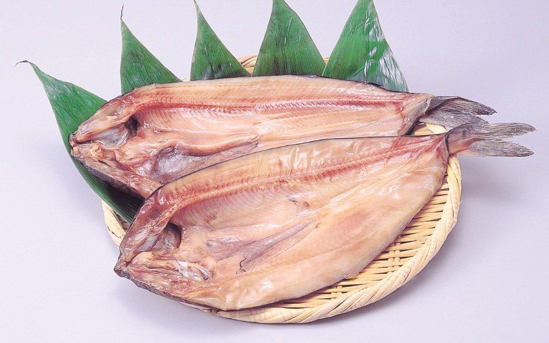 秋天適合吃花魚一夜干 但你吃的是真花魚還是縞花魚?