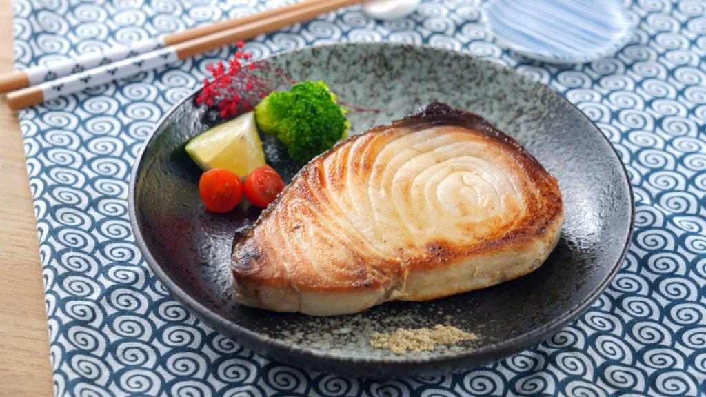 白旗魚料理-香煎白旗魚