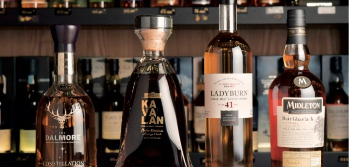 Show me the way to the best whisky bottle – a three part article