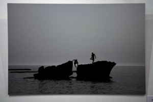"""Grateful Silhouettes"" by Nancy Tohme, one of the 10 finalists of the 2016 Byblos Bank Award for Photography"