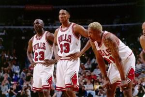 1995-96 Chicago Bulls läbi aegade parim NBA hooaeg ühes 5 minutilises videos