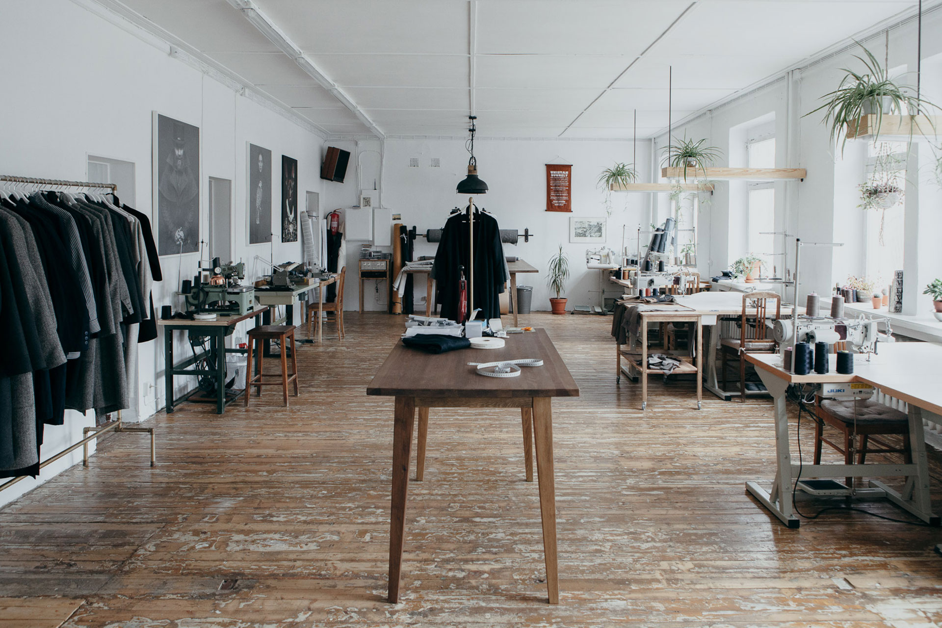 #LÄBIKLAASI: Guildhaus ehk pilk Eesti harmooniliseimale tootmismiljööle