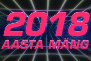 Level1 kuulutas välja Aasta Mäng 2018 tiitli võitja