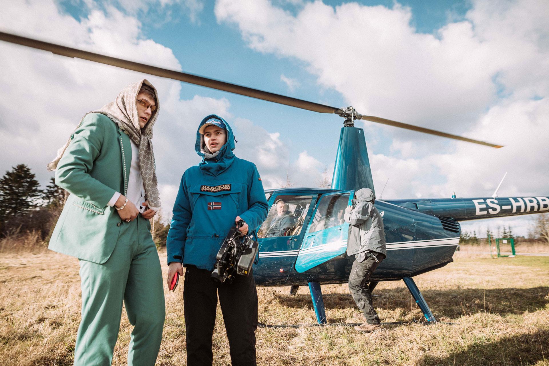 """Režissöör Jüri Belov villemdrillemi video """"sumsum"""" tegemisest: """"Iga projekt on meile uus eksperiment."""""""