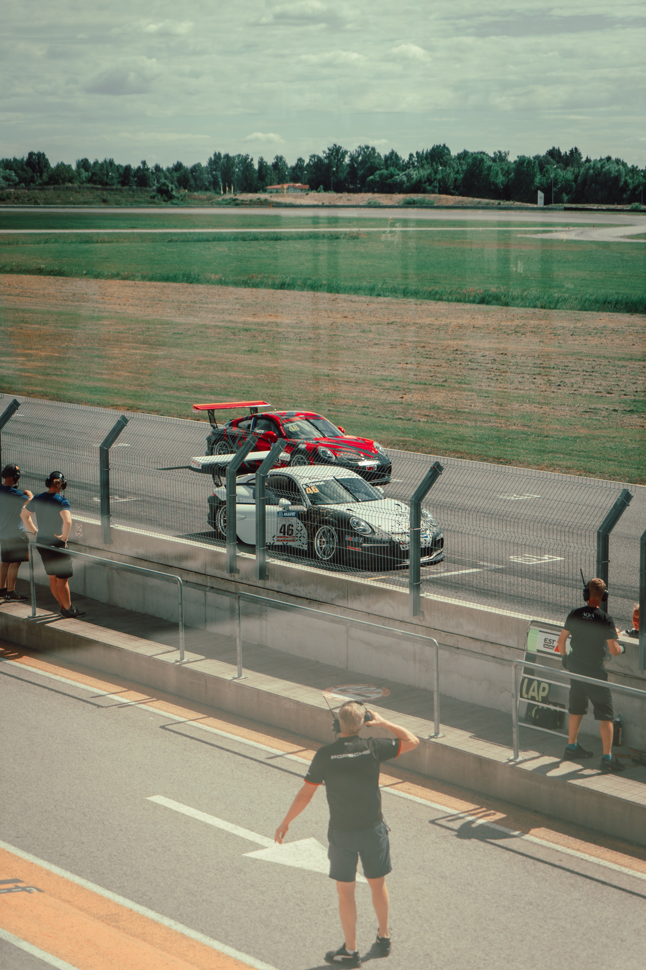 Porsche Festival 2021 ja autoprojekt: 911 Hamlet