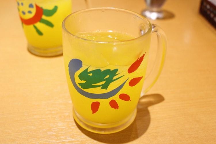 三ケ日みかんソーダ