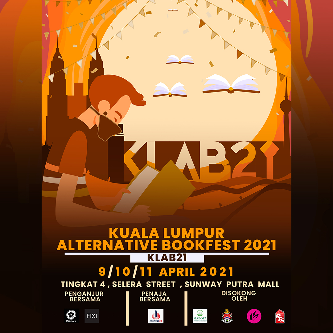 Kuala Lumpur Alternative BookFest 2021, An Event Not To Be Missed - Life is Ohsem