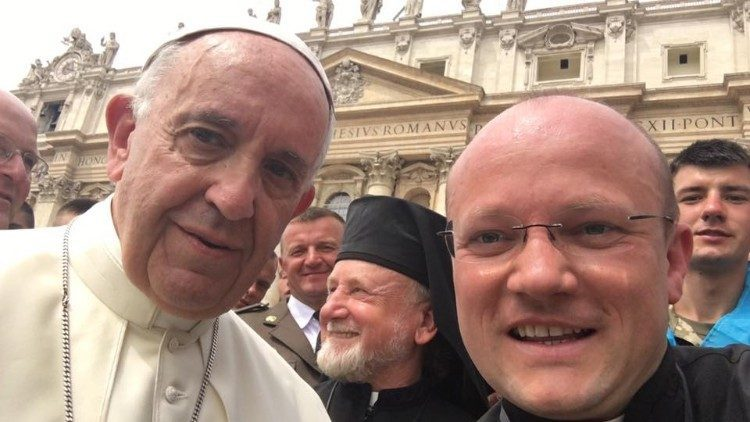 Наймолодшим католицьким єпископом у світі став українець
