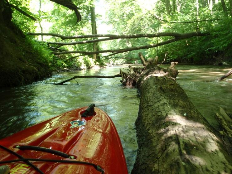 ріка Стрипа - каякінг і сплави