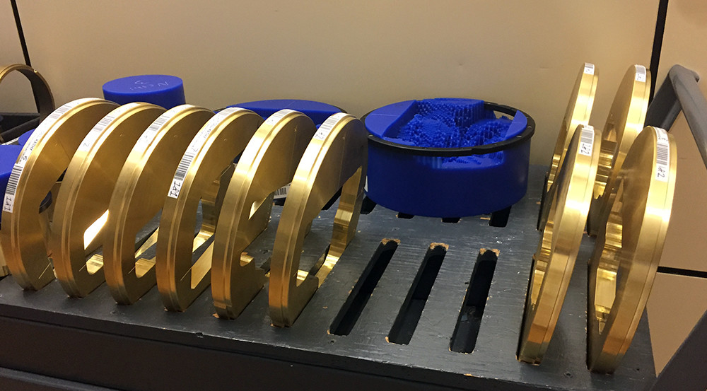 proton therapy plates