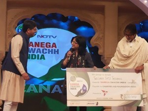 Banega Swachh India - blogger