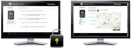 Blackberry security solutions