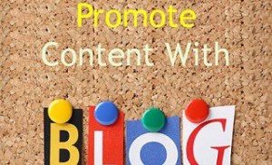 How Brands promote content with Blogs