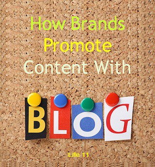 Content Promotion with Blog