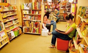 Crossword – a space to get into the reading habit