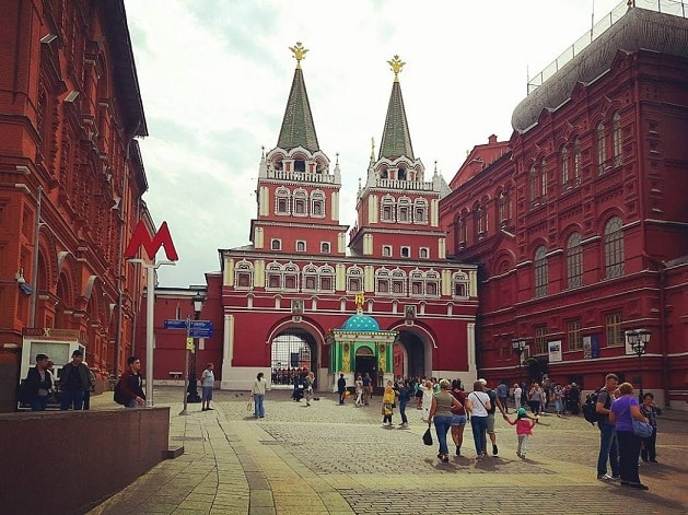RedSquare, Moscow